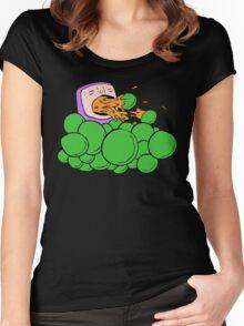 Regurgiballs Women's Fitted Scoop T-Shirt
