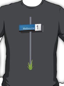Melbourne #1 T-Shirt