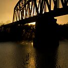 The Span at sunrise! by Steve Chapple