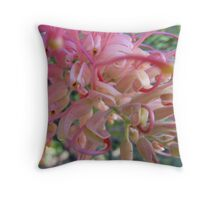 "Ribbons & Bows"" Throw Pillow"