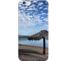 Beach Palapa iPhone Case/Skin