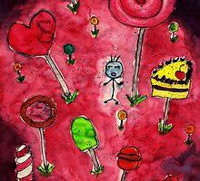 Candy wonderland by missbanana