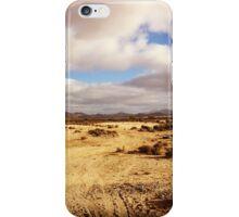 Baja Desert Sky iPhone Case/Skin
