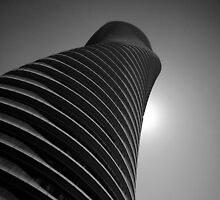 Absolute World Towers Blocking The Sun by Gary Chapple