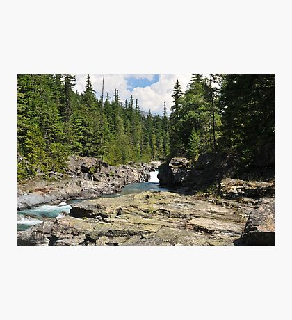 Glacier National Park, Montana Photographic Print