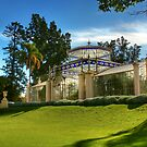 Palm House II by Graham Jones