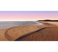 Shark Bay Beach At Dawn  Photographic Print