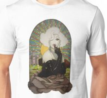 Clear Background Jinkx Monsoon Design Unisex T-Shirt
