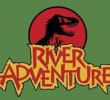 Jurassic Park River Adventure by joshbailey
