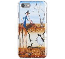 Global warming iPhone Case/Skin
