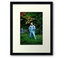 Hello Dorothy Framed Print