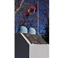 Canadian Cenotaph  Photographic Print
