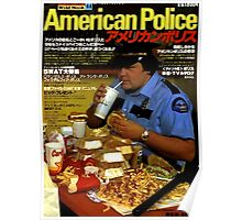 American Police Poster