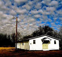 Tina's Church by Felicia Moore