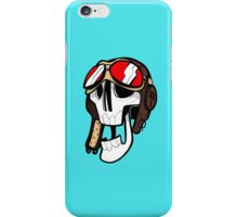 Aviator Skull iPhone Case/Skin