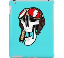 Aviator Skull iPad Case/Skin