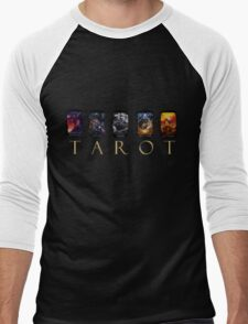TAROT Men's Baseball ¾ T-Shirt