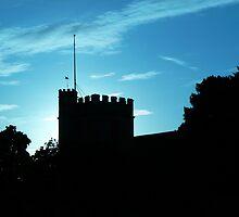 St Andrew's Church Headington by Eugene Francis Cummings