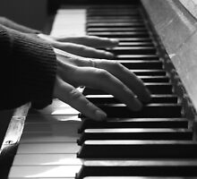 Piano Hands... by Josh Brown