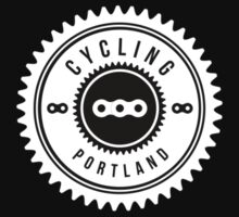 Cycling Portland Chain Ring by CyclingPortland