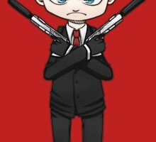 I Shrank Agent 47 by OmegaMad