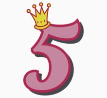 5th birthday princess party theme and gifts Kids Clothes