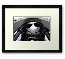 WWII Memorial, Washington DC, USA Framed Print