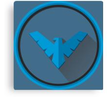 Nightwing - Logo V.02 Canvas Print