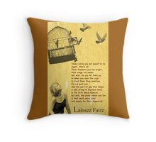 Stephen King 'quote' Throw Pillow