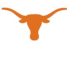 texas longhorns by holiganism