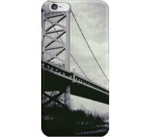 Benjamin Franklin Bridge iPhone Case/Skin
