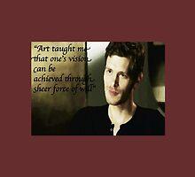 The Vampire Diaries Klaus by EllieMade