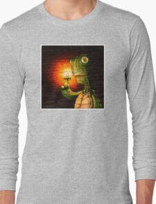 the illumination of patience Long Sleeve T-Shirt