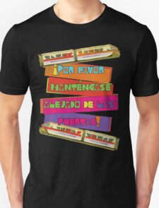 WDW spanish Monorail Unisex T-Shirt