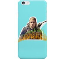 To Isengard! iPhone Case/Skin