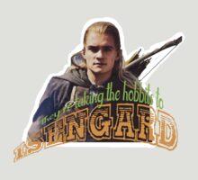 To Isengard! T-Shirt