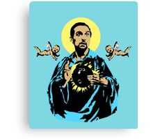 The Jesus Canvas Print