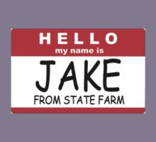 Jake from State Farm Kids Clothes