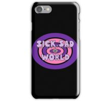 Pastel Sad World iPhone Case/Skin