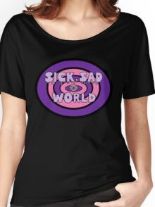 Pastel Sad World Women's Relaxed Fit T-Shirt