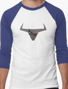 AdoraBULL Men's Baseball ¾ T-Shirt