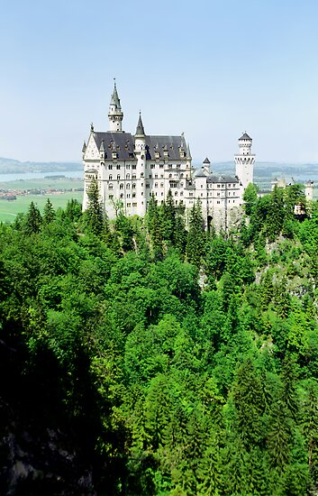 neuschwanstein by kevin smith  skystudiohawaii
