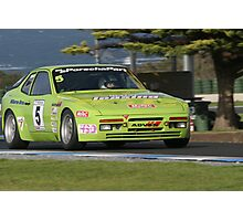 944 in Green Photographic Print