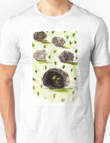 I stuck in the stone!!! T-Shirt
