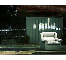 rubbish Photographic Print