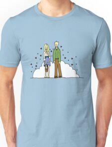 girl & boy Unisex T-Shirt