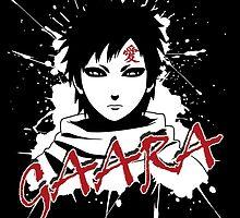 gaara grunge sign by jeffrepublic
