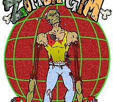 Zombie Gym by Skree