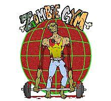 Zombie Gym Photographic Print