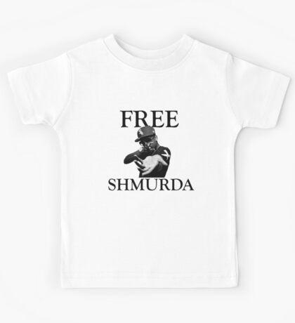 Free Shmurda Kids Tee